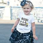Fashion 1PC Family Matching Outfits Clothes Set Mother T-shirt Baby T Shirt