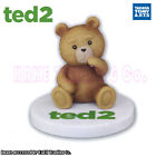Film ted 2 Stand Figure Eatting Pose Teddy Bear Toy Takara Tomy T-ARTS