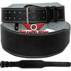 RCG Weight Lifting Leather Belt Back Support Strap Gym Power Training Fitness