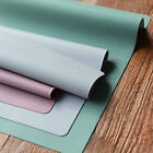 Pastel Color Silicone Table Mat Heat Stain Resistant Anti-Skid Placemat