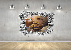 Star Trek Starship 3D Hole in The Wall Effect Wall Sticker Art Decal Mural 1195 on eBay