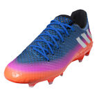 adidas Men's Messi 16.1 FG Blue/White/Solar Orange BB1879