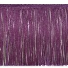 "Expo 2 yards of 6"" Chainette Fringe Trim"