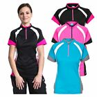 Trespass Harpa Womens Reflective Cycling Top Quick Dry Work Out Running Shirt