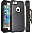 Apple IPhone7 and IPhone7 plus Defender Clip case Heavyduty [Clip fits Otterbox]