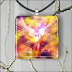 ARCHANGEL METATRON PENDANT NECKLACE 3 SIZES CHOICE -fgt5Z