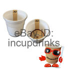 In Cup Drinks for Kenco Incup Machines, 76mm Foil Sealed, Hazelnut Cappuccino