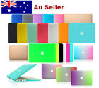 "New Crystal Matte Case +Keyboard Cover For Macbook Air 11"" 13.3"" 13 Pro Mac Aus"