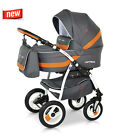 OPTIMA Eco Line New Baby Carriage Stroller Car Seat Travel System Set 3 in 1