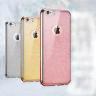 3 X Pcs Colors Set Bling Silicone Glitter ShockProof Case For iPhone 6 6S Plus