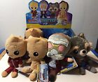 Funko Hero Plushies GUARDIANS OF GALAXY VOL 2 Single 8in Figure NEW In Stock