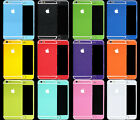 """Pure Color Full Body Decal Skin Sticker Wrap Case Cover For Apple iphone 6 4.7"""""""