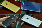 """Brushed Metal Body Skin Sticker Aluminum Decal Wrap Cover Case for iPhone 6 5.5"""""""