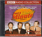 Just A Classic Minute Volume 1 Audio 2CD NEW Four Decades Comedy Game Show