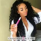 Best Full Lace Curly Human Hair Wigs Indian Remy Lace Front Wigs For Black Women