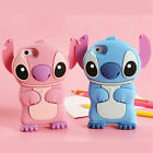 3D Animal Cartoon Stitch Soft Silicone Case Cover Back Skin For iPhone 6 7Plus