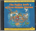 The Puffin Book Of Five Minute Stories 2CD Audio Book Animals Magic Classics