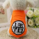 2017 Small Pet Dog Clothes Fashion Costume Vest Puppy Cat T-Shirt Summer Apparel