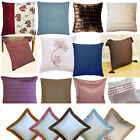 All CUSHIONS must GO All £4 A PAIR & FREE post NEW COLOURS & DESIGNS ADDED