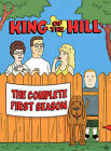 King of the Hill - Season 1 (DVD, 2009, 3-Disc Set)
