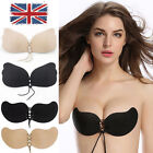 Stick On Silicone Push Up  Bra Gel Strapless Invisible Bras Backless Breast Lift