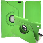 FUNDA GIRATORIA 360º TABLET BQ EDISON 3 MINI (VERDE)