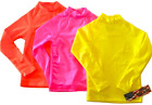 Ingear Girls Long Sleeve Rash Guard Sizes XS, S, M, L, XL