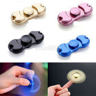 1Pc Metal Aluminium alloy Hand Spinner Spinning Finger Desk Toy Stress Relief US