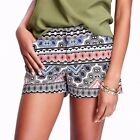 Old Navy Women's printed 100% cotton shorts