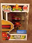 FUNKO POP! POWER RANGERS ALPHA 5 WALMART EXCLUSIVE NIB