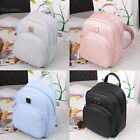 New Fashion Women Synthetic Leather Solid Shoulder Bag Backpacks BLLT