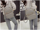 Spring & Summer Women's Backpacks Girl's Fashion Bag Travel PU leather Bags