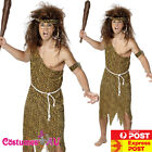 Mens Caveman Costume Tarzan Prehistoric Stone age Flintstones Jungle Cave Men