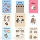 Pusheen Funny Cat Greeting Card