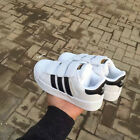 Kids Girls Boy's Fashion Casual Soft Sneakers Trainers Infant Shoes Superstar