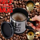 400ML Double Insulated Self Stirring Mugs Electric Coffee Tea Hot Chocolate Cup