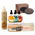 cuticle oil hydriting butter lotion and body