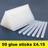 Adhesive Hot Melt 7mm 7.2mm Glue Sticks for Trigger Electric Gun 100mm long