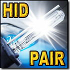 H4 9003 HB2 Bi-Xenon (High HID / Low HID) HID Replacement Bulbs 43K 6K 8K 10K @