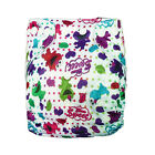 Baby Adjustable Washable Reusable Cloth Diaper Pocket Nappy Cover Wrap