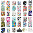 snappies cloth nappies - Baby Adjustable Washable Reusable Cloth Diaper Pocket Nappy Cover Wrap