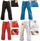 ProForce Combat Karate PANTS Martial Arts Taekwondo Training Uniform ALL COLORS