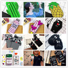 3D Cartoon Cute bottle cactus Silicone Phone Case Cover Back For iPhone 7 Plus