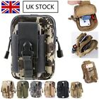 UK STOCK Military Waterproof Shockproof Durable Waist Pack Sports Pack Belt Bag