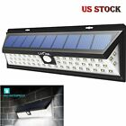 LITOM LED Solar Power Light Motion Sensor Garden Security Yard Path Wall Lamp US