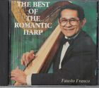 Fausto Franco : The Best of The Romantic Harp CD **SIGNED **FASTPOST