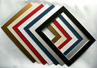 Photo / Picture Mounts Ikea frame 18 cm x 24 cm various sizes and colours