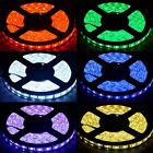 US Waterproof 5m SMD 5050 LED Flexible Strip Light Lamp for Xmas Party RGB Hot