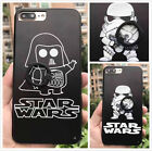 Star Wars Darth Vader & Stormtrooper TPU Case For iPhone 6/7Plus with Stent Ring $6.08 USD