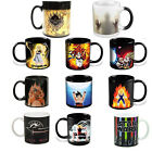 Dragon Ball Z Son Goku Ceramic Heat Reactive Color Change Mug Coffe Tea Cup Gift